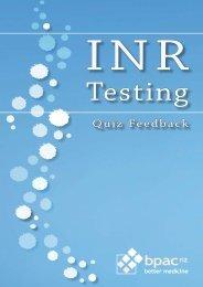 INR quiz feedback - Bpac.org.nz