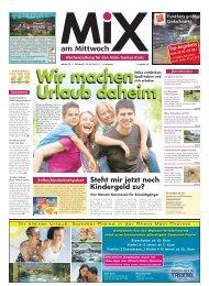 Euro Kinder (4-15 Jahre) - Mix am Mittwoch