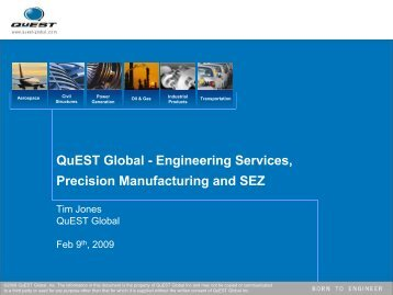 QuEST Global - Engineering Services, Precision Manufacturing and ...