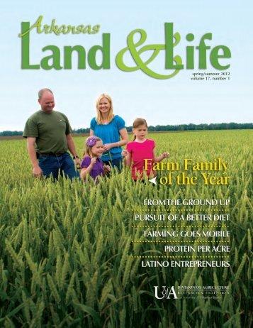 Spring-Summer 2012 -- PDF version - Agricultural Communication ...