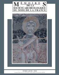 Couverture 2005 - Académies & Sociétés Savantes de Toulouse