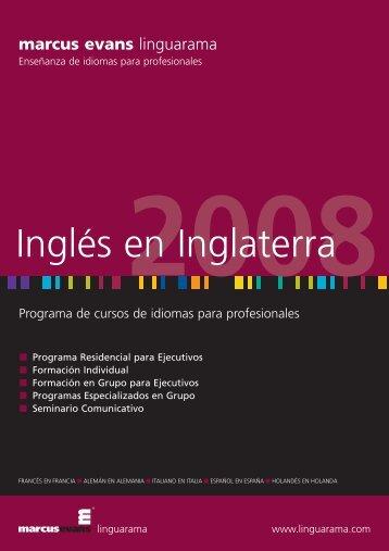Inglés en Inglaterra - Linguarama