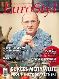 pobierz wersję .pdf EuroStyl. Nowe Spojrzenie. Wydanie nr 4/2012