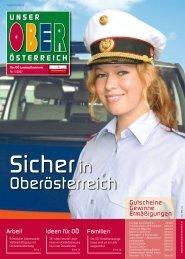 Unser Oberösterreich - Die Oö. Landesillustrierte Nr. 5/2007