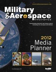 2012 Media Kit - Military & Aerospace Electronics