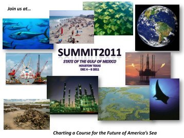 Charting a Course for the Future of America's Sea Join us at…