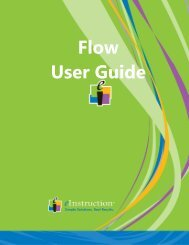 Flow User Guide - Banxia Software