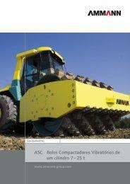 ASC Rolos Compactadores Vibratórios de um ... - Comingersoll