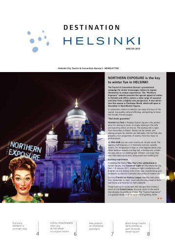 DestiNAtioN - Helsinki