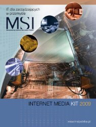 oferta PDF MSI p.indd - MSI Polska