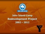 Fall 2012 - YMCA Sudbury