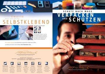 schützen - Alfred Mank GmbH
