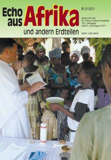 Weltjugendtag 2011 - Suore Missionarie di s. Pietro Claver