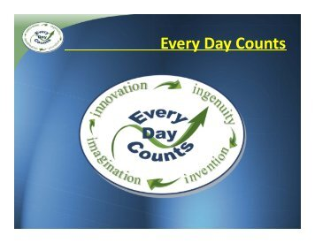 Every Day Counts Update - Michigan's Local Technical Assistance ...