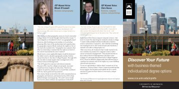 ICP Business brochure - College of Continuing Education
