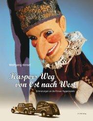 Kaspers Weg von Ost nach West - J.H.Röll Verlag