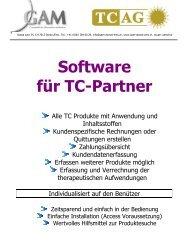 Software für TC-Partner