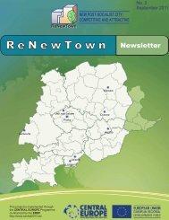 ReNewTown Newsletter No.2 h.q.