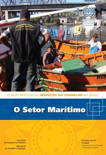 Marítimo Inspeção - Organização Internacional do Trabalho