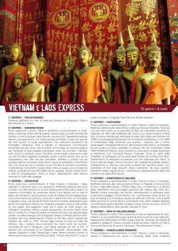 vietnam e laos eXPress - Utat Viaggi