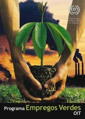 Programa Empregos verdes - Organização Internacional do Trabalho