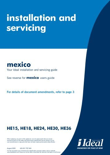 mexico HE 15,18,24,30,36 - Solv Group