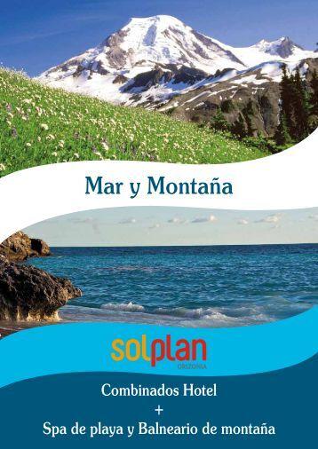 Mar y Montaña / Programas de 7 días, 6 noches