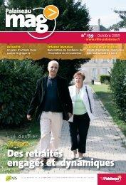 Palaiseau Mag n°139 - Octobre 2009 - Ville de Palaiseau