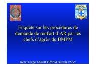 procedures renfort.pdf - SMUR BMPM