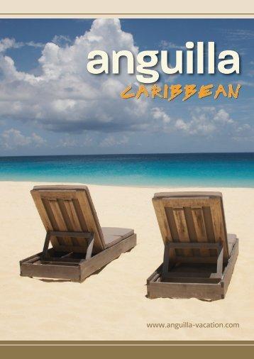 CARIBBEAN - Anguilla Tourist Board