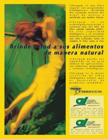Grasas Trans - AlimentariaOnline