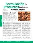 Grasas Trans - AlimentariaOnline - Page 2