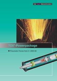 TOX®-Powerpackage - Tox Pressotechnik