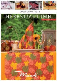 2011 Herbst T+RS.indd - Alfred Mank GmbH