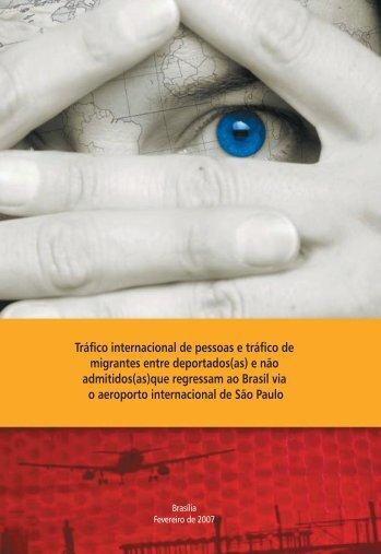 Tráfico internacional de pessoas e tráfico de migrantes entre ...