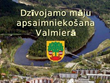 VALMIERA Å¡odien - BEF Group
