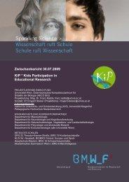 Zwischenbericht - AECC-Bio - Universität Wien