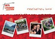 freizeiten 2014 - EJW Backnang