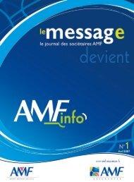 info - AMF Assurances