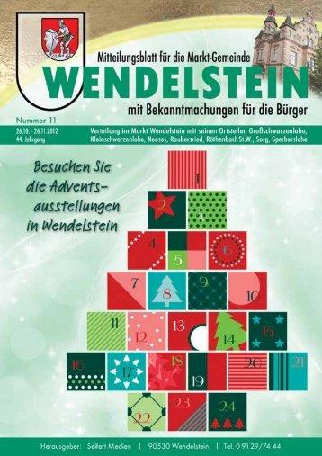 WENDELSTEIN | GROSSSCHWARZENLOHE - SEIFERT Medien