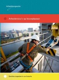 Arbeidsrisico's op bouwplaatsen - Inspectie SZW