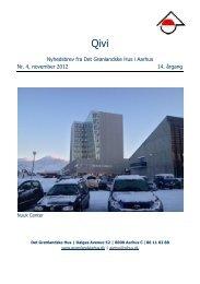 November 2012 - De grønlandske huse i Danmark