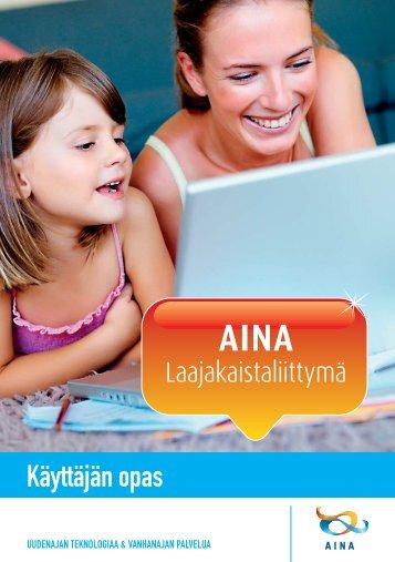 LK Käyttäjän opas_sisus 100809.indd - Aina Group