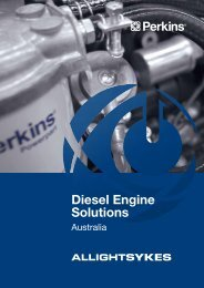 Diesel Engine Solutions - Allight