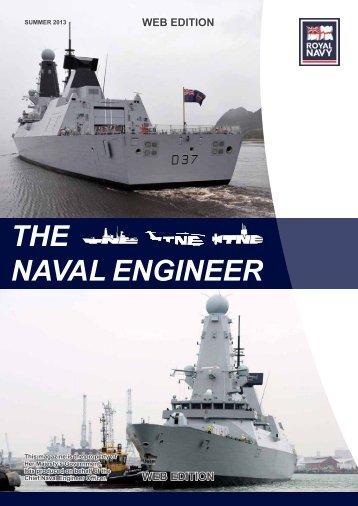 THE NAVAL ENGINEER