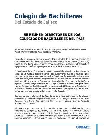 Colegio de Bachilleres - Cobaej