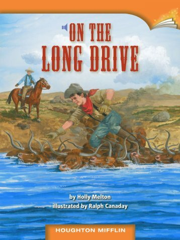 Lesson 7:On the Long Drive