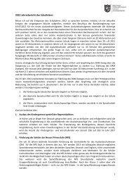 2012 Jahresbericht des Schulleiters - Deutsche Internationale ...