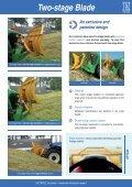 DOZER BLADES - Laforge - Page 3