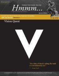 vision-quest